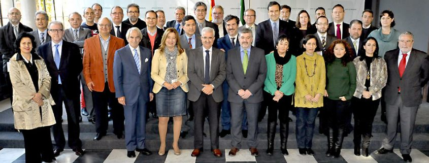 Constitución de la Mesa Sectorial para la Ordenación e Impulso del Sector Audiovisual.