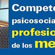 Libro 'Competencias psicosociales para profesionales de los medios', cuyos derechos han sido cedidos al Colegio Profesional de Periodistas de Andalucía.