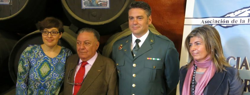 Premios Pluma de Oro y Pluma de Ganso de la Asociación de la Prensa de Jerez.