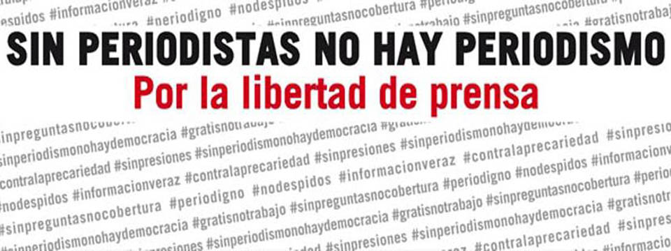 Condena a la coacción a periodistas de Jerez en la cobertura de los plenos municipales
