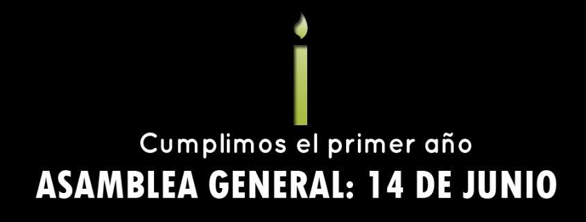 Asamblea General ordinaria del Colegio Profesional de Periodistas Andalucía 14 de junio de 2014