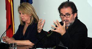 Antonio Manfredi, durante su intervención.