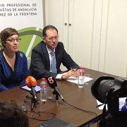 Presentación del Premio Andaluz de Periodismo Social Antonio Ortega.