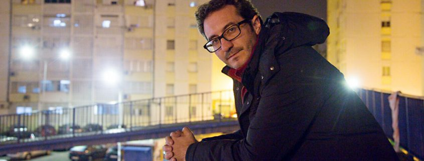 El periodista gaditano Daniel Pérez. (Foto: Juan Carlos Toro)
