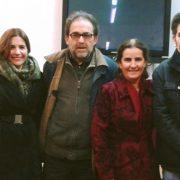Manfredi y Gómez-Biedma informaron a los colegiados de Granada del proceso para constituir su Demarcación Territorial.