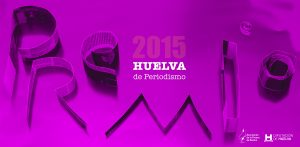 "Díptico de la convocatoria Premio ""Huelva"" Periodismo 2015"