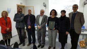 presentación tesis María José Gómez Biedma