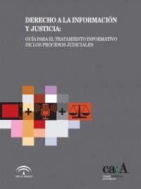 Guía para el tratamiento informativo de los procesos judiciales
