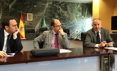 jueces de Almería en jornadas CPPA