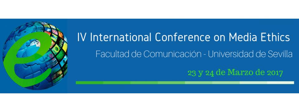 IV Congreso Internacional de Ética de la Comunicación