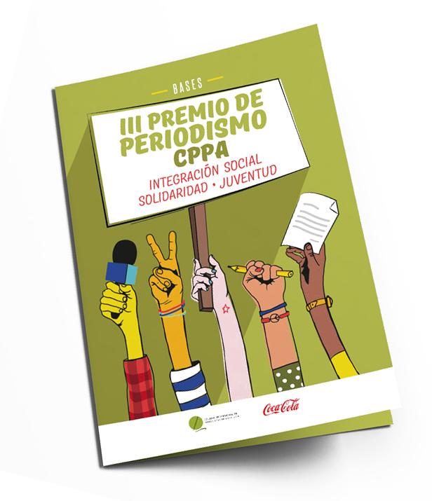 Cartel II Premio de Periodismo CPPA