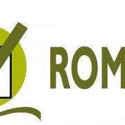 Logo Registro Oficial de Medios Digitales de Andalucía, Romda
