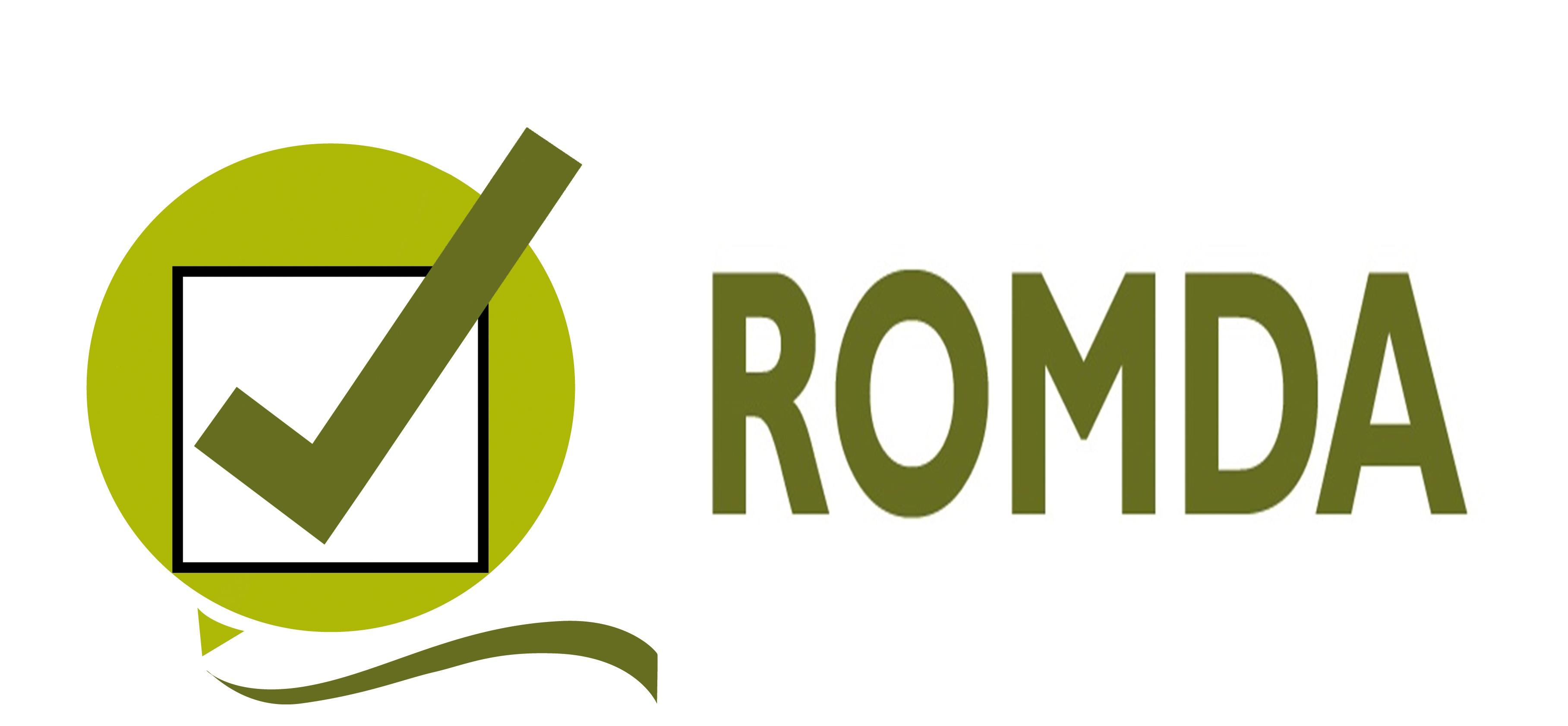Registro de Medios Digitales de Andalucía, Romda