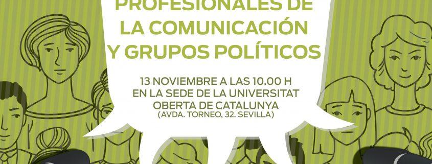 Debate 'Compromiso con el periodismo en Andalucía'