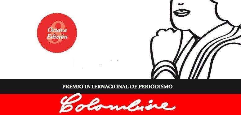 Imagen del Premio Internacional de Periodismo 'Colombine'
