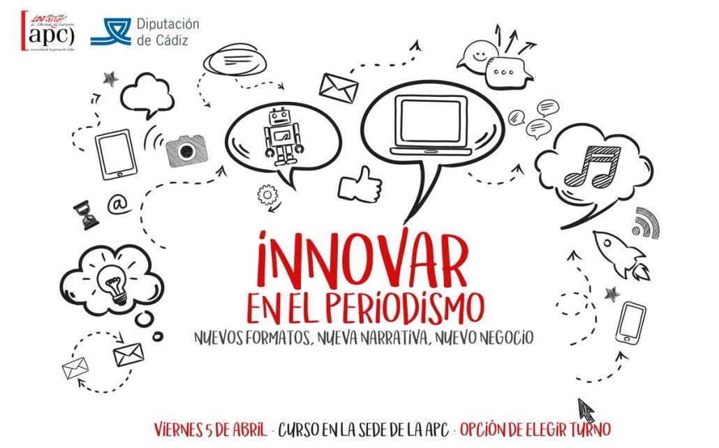 Curso de Innovación en el Periodismo