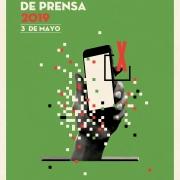 cartel libertad de prensa