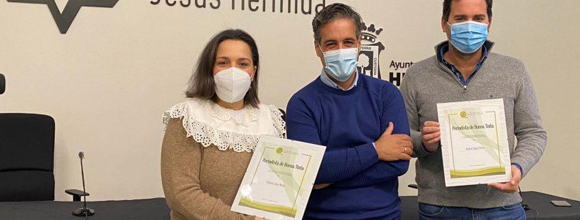 Premio Periodista Buena Tinta 2020