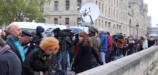 profesionales del periodismo y la comunicación