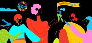 ONU: Mujeres líderes: Por un futuro igualitario en el mundo de la COVID-19'