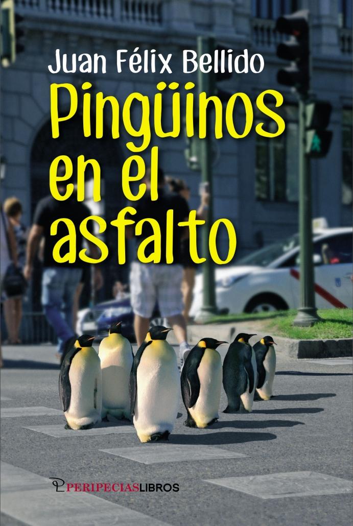 Pingüinos en el asfalto