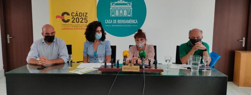 El Colegio organiza una 'Ruta de la Prensa' en Cádiz